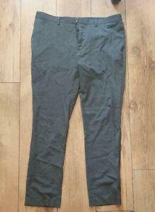Mens 'PRIMARK' Grey smart Trouser. Size 36W 32L. vgc.