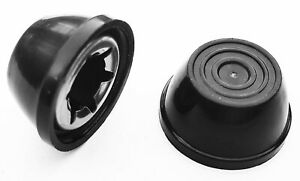 Weber Charcoal Kettle Grill Wheel Center Cap Retainer Cover Hubcap 2 Pack 987101