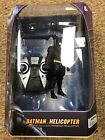 RaRe NEW World Tech Toys DC BATMAN IR RC Flying Action Figure helicopter drone
