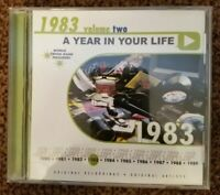A Year In Your Life 1983 Vol. 2 - ~~ CD - **Excellent Condition**  Free Shipping