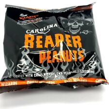 Carolina Reaper Chilli Peanuts 80g The Hottest TOP Chili Pepper In The World