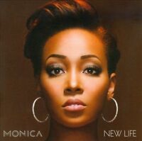 New Life [Deluxe Edition] by Monica (CD) VG
