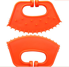 10 Pcs Sector Calf Weaning Rings Easy to Use, Easy to Fit, Easy To Wean