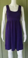 NWT VELVET Graham & Spencer Purple Jersey Dress PP Petite $120