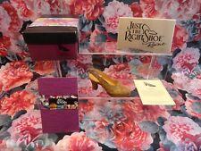 """Just The Right Shoe Raine Originals - """"Autumn""""- 1999 New"""
