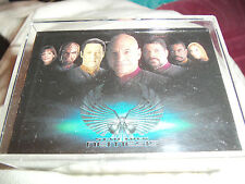 STAR  TREK  NEMESIS  TRADING CARDS      Complete Set of 72  In Case