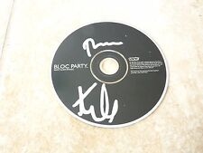 Bloc Party Kele & Russell Autographed Signed Silent Alarm CD  PSA Guaranteed