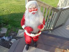 """Vintage Santa Claus Store Display Harold Gale 38""""~~#2"""