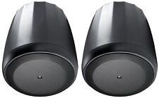 JBL C65P/T Compact Full-Range Pendant Speaker - Black - Pair