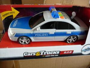 CARS & TRUCKS Super Polizeiauto (DE) + L-T