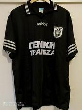 PAOK Thessaloniki 1997/98 adidas Rare Football Shirt Away Official Soccer Jersey