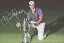 RORY McILROY Signed 12x8 Photo GOLF Legend US MASTERS RYDER CUP COA
