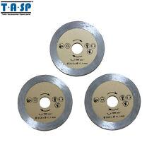 3PC Granite Cutting Diamond Cutting Disc Mini Circular Saw Blade Ceramics Tiling