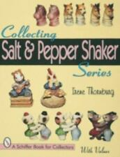 Collecting Salt and Pepper Shaker Series  with 361 color photos