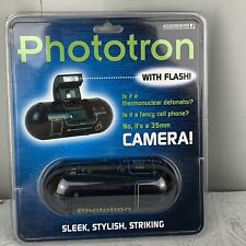 Vintage Phototron 35mm Camera, Extremely Rare, Very Unique. Sealed! 2000