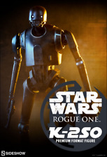 Star Wars Sideshow Collectibles Rogue One K-2SO 1:4 Premium Format Statue