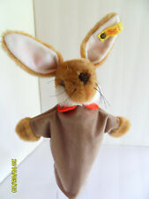 Steiff rabbit hand puppet Ids made in Germany 2717
