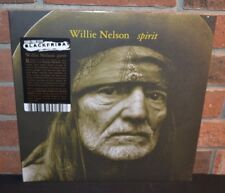 WILLIE NELSON - Spirit, Limited RSD 1st Press GOLD SEPIA VINYL LP Gatefold NEW!