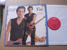 Bruce springsteen, Fire/for you+3, Maxi M -/vg + CBS rec. 6503816 Holland 1987