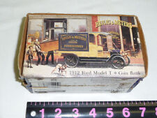 1912 FORD MODEL T - COIN BANK - HEILIG MEYERS