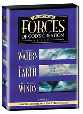 NEW! The Awesome Forces of God's Creation - 3 DVD Set!