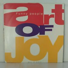 "Art Of Joy – Funny People (Vinyl, 12"", Maxi 33 Tours)"