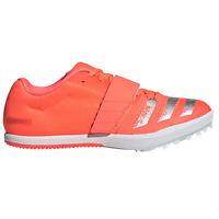 adidas Jumpstar Long Triple High Jump Pole Vault Spike Shoe Orange