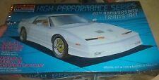 MONOGRAM 1/24 1989 PONTIAC Trans AM High Performance 20TH Model Car Mountain FS