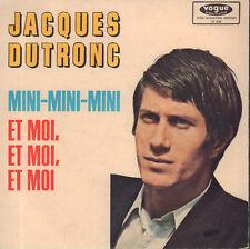 JACQUES DUTRONC Mini-mini-mini 45