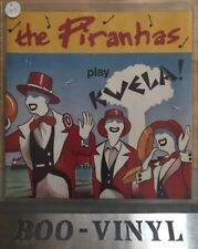 "The Piranhas Play Kwela 7"" Vinyl Single 1980 UK Pic Sleeve Sire - SIR 4044 Ex+"