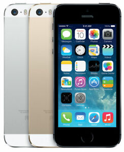 Apple iPhone 5S 16GB 32GB Space Gray Silver Gold Factory Unlocked BEST DEAL
