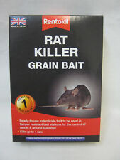 New Rentokil Rat Killer Grain Bait 1 Sachet 50g PSR31