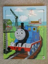 Thomas The Train 9 Pc Wooden Puzzle