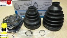 Inner & Outer CV Axle Boot Kit for Toyota 4Runner 2003-2009 4X4 4WD SR5 Set of 2