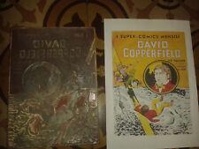 Matrice Cliché Nerbini Clichè Copertina di David Copperfield Super Comics 1950