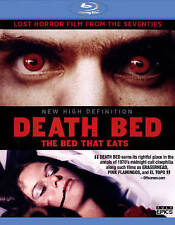 Death Bed: The Bed That Eats New Blu-ray Horror Cult Classic