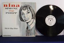 Nina Simone / The Village Allstars Sings Porgy, Palace M 771, 1963 Jazz / Blues