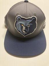Memphis Grizzlies Snapback Hat. NBA. Adidas