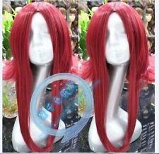 CODE GEASS Kouzuki Kallen Cosplay Costume Anime Wig   &313