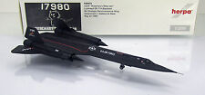 "Herpa Wings 556873 USAF Lockheed SR-71A Blackbird, 9th SRW ""Rosemary´s Baby-san"""