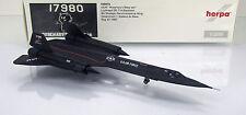 "Herpa Wings 556873 USAF Lockheed sr-71a Blackbird, 9th SRW ""Rosemary'S BABY-SAN"""