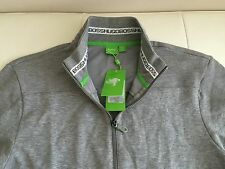 NWT - Hugo Boss Skaz Modern Fit Full Zip Sweatshirt  (Size - Large)