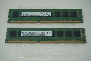 12GB 8GB & 4GB DDR3 PC3-12800U Desktop Memory RAM