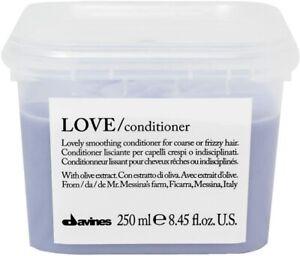 Davines Essential Haircare Love Smooth Conditioner 250 ml 8.76 fl. oz   pH 4