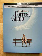 Forrest Gump Steelbook (4K Uhd + Bluray) No digital