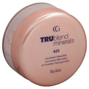 NEW CoverGirl TRUblend Minerals Blush #425 Pure Romance ~ Hard To Find!