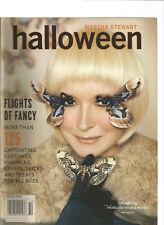 MARTHA STEWART HALLOWEEN MAGAZINE SPECIAL ISSUE, 2011, FLIGHTS OF FANCY.
