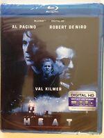 Heat (Blu-ray Disc, 2015)(NEW)  Robert De Niro, Al Pacino, Val Kilmer