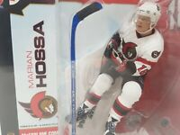 McFarlane NHL Series 5 - Marian Hossa - Ottawa Senators - White Jersey