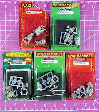Warhammer Forest Goblin Spider Riders (5 Packs!) Metal Oop Citadel Goblins Rider